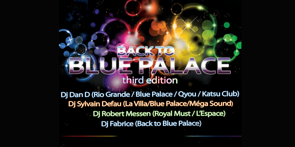 Party - Back to Blue Palace