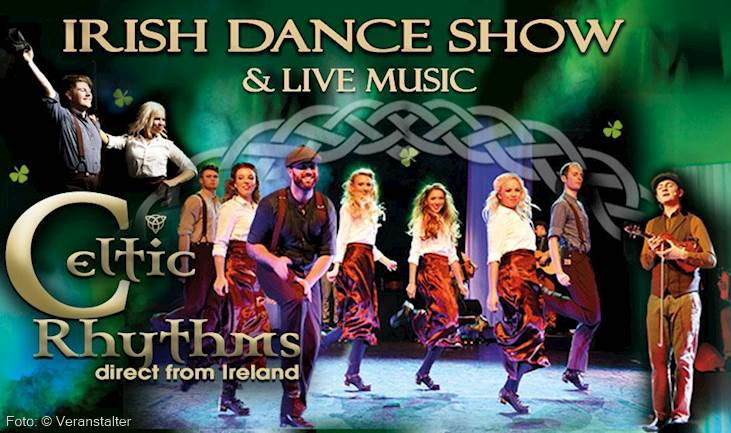 CELTIC RHYTHMS direct from Ireland - Best Irish Dance Show &…