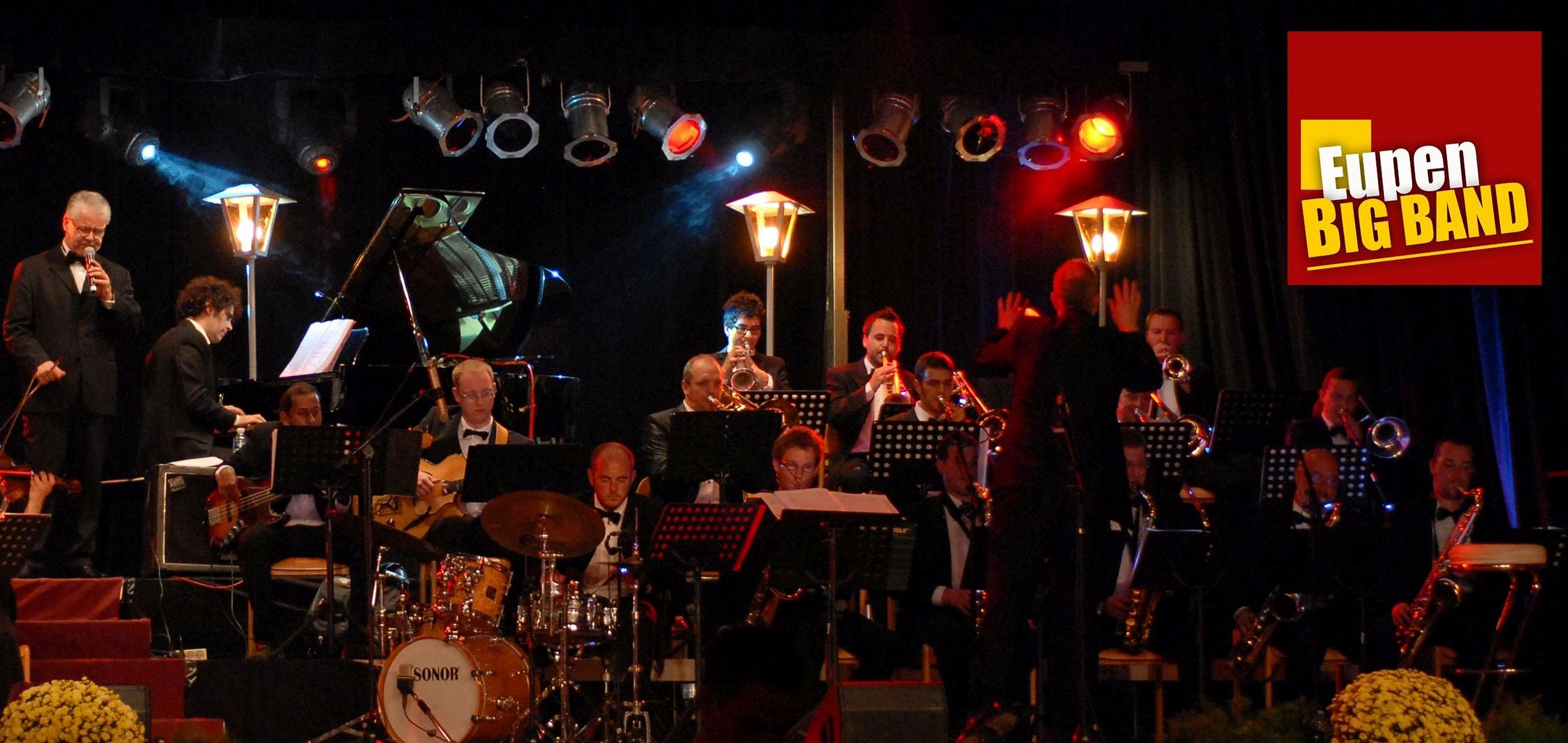 EUPEN BIG BAND & MSF BIG BAND Swinging Christmas