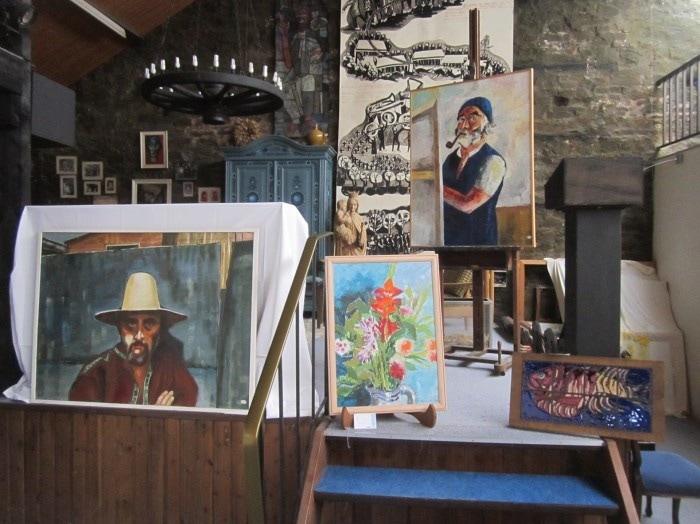 Kunstroute Vesder - Geul - Land van Eupen