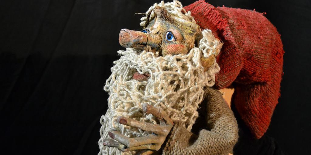 Eupener Puppenspiele: Tomte Tummetott