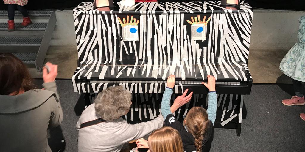 Piano Days: Kostenlose Workshops für Kinder