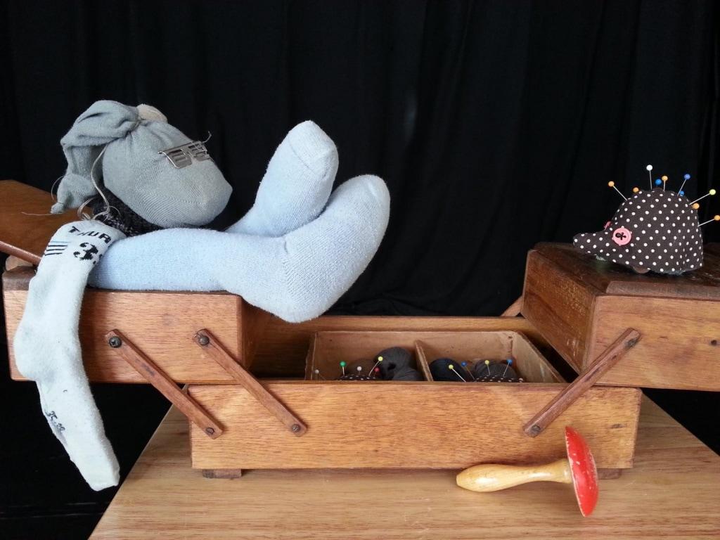 Eupener Puppenspiele Theater Lakritz: Hase und Igel