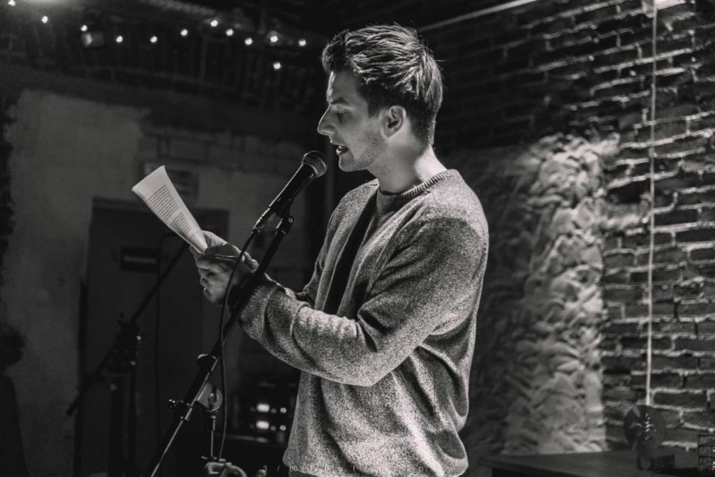 Dichter dran! Poetry Slam