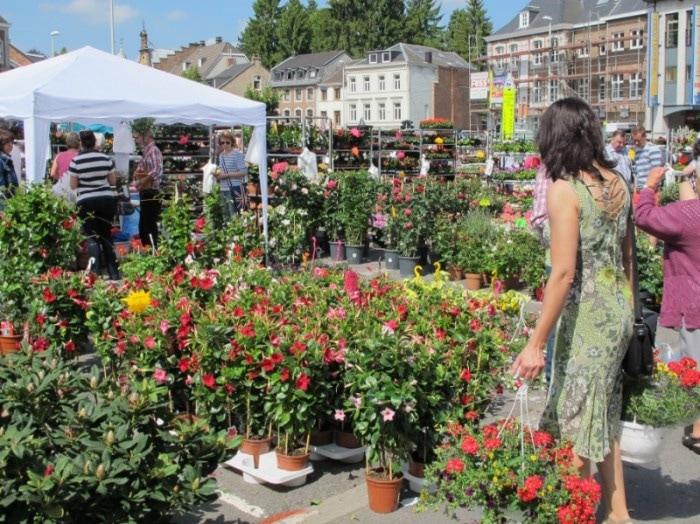 23. Blumenmarkt