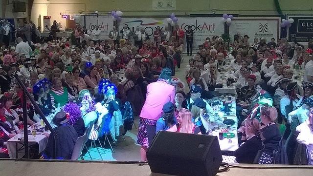 Gratulationscour ST. Prinz Karneval 2019-2020