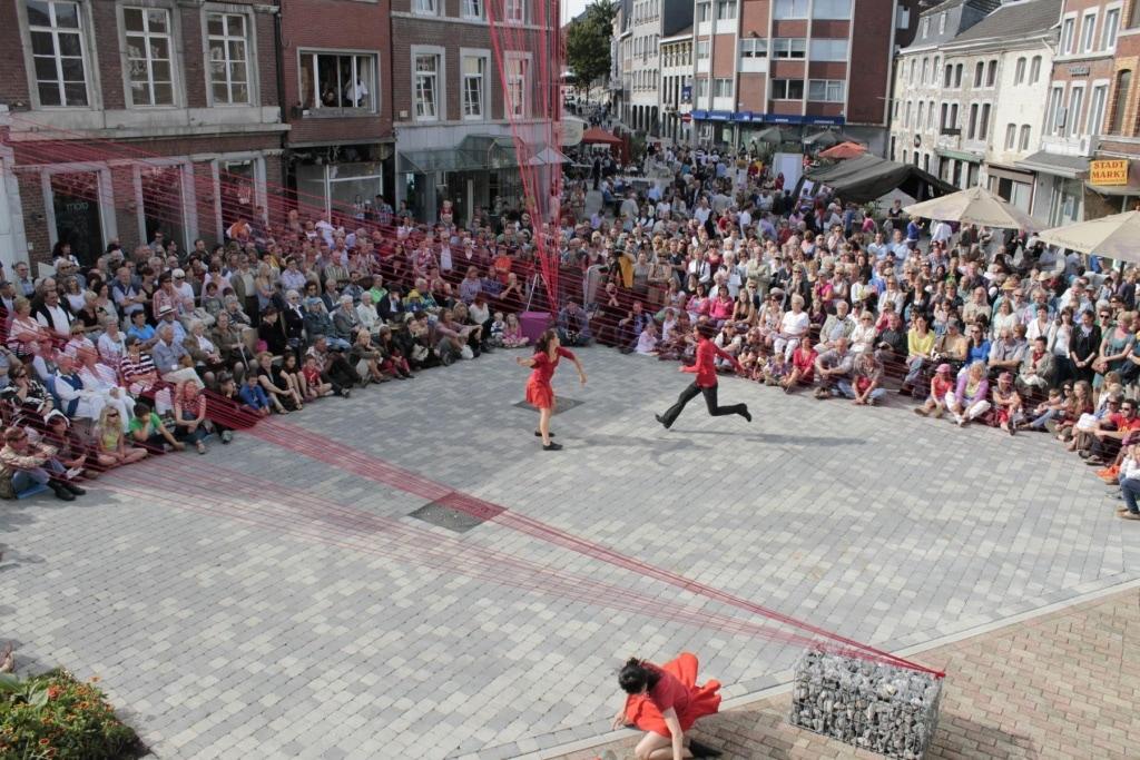Festival Tanzende Stadt
