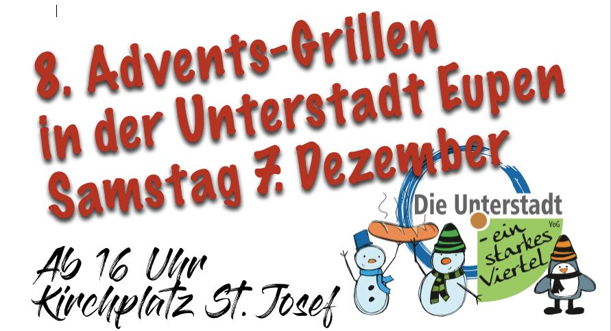 8. Adventsgrillen in der Unterstadt