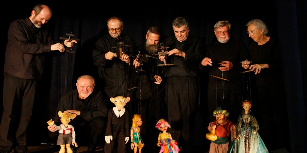 fiGUMA: Die Europäische Marionettengala Figurentheater / Marionettentheater