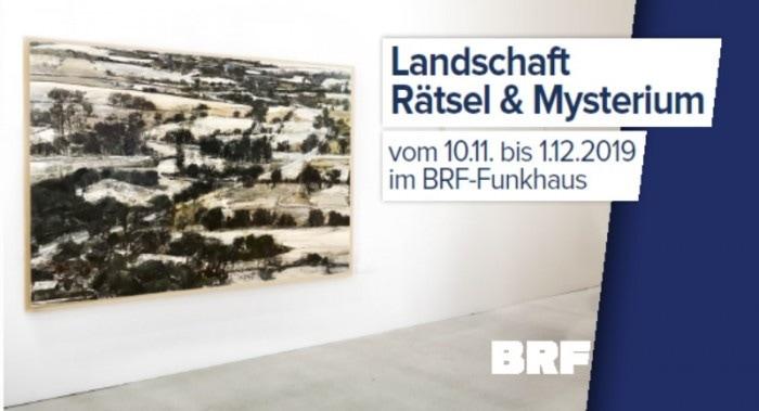 Ausstellung: Landschaft Rätsel & Mysterium
