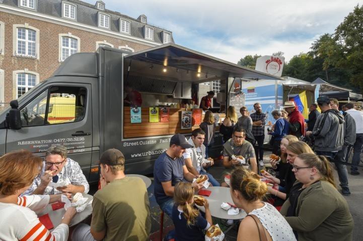 Ostbelgien Foodtruck Festival