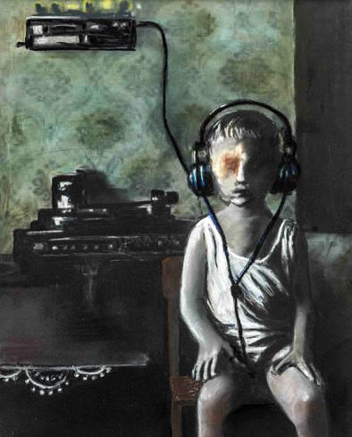 Ausstellung: Julie De Bleeckere masterclass by Christian Silvain