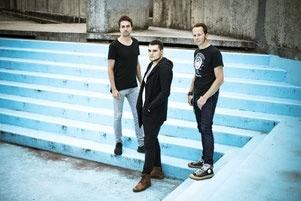 Frührocken! - Stef Paglia Trio