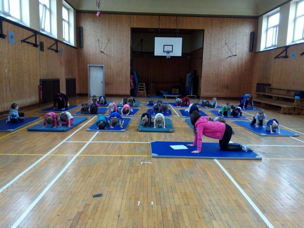 3. Herbstsportlager der Stadt Eupen und des Eupener Sportbundes! für Kinder von 3 - 12 Jahre