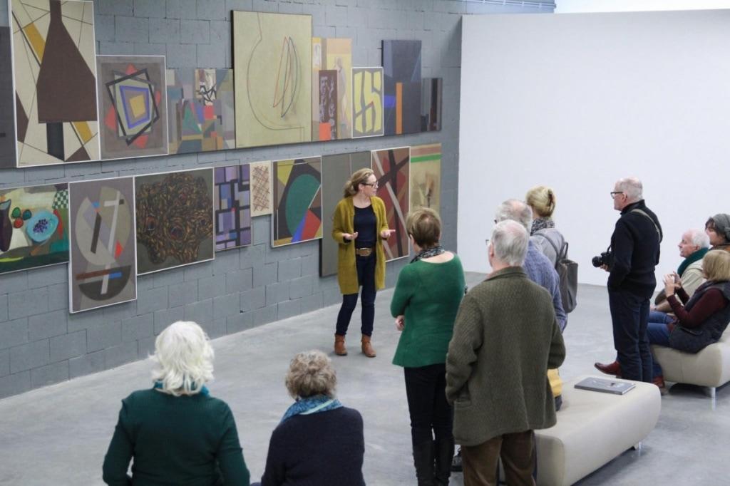 Öffentliche Museumsführung im IKOB mit Miriam Elebe