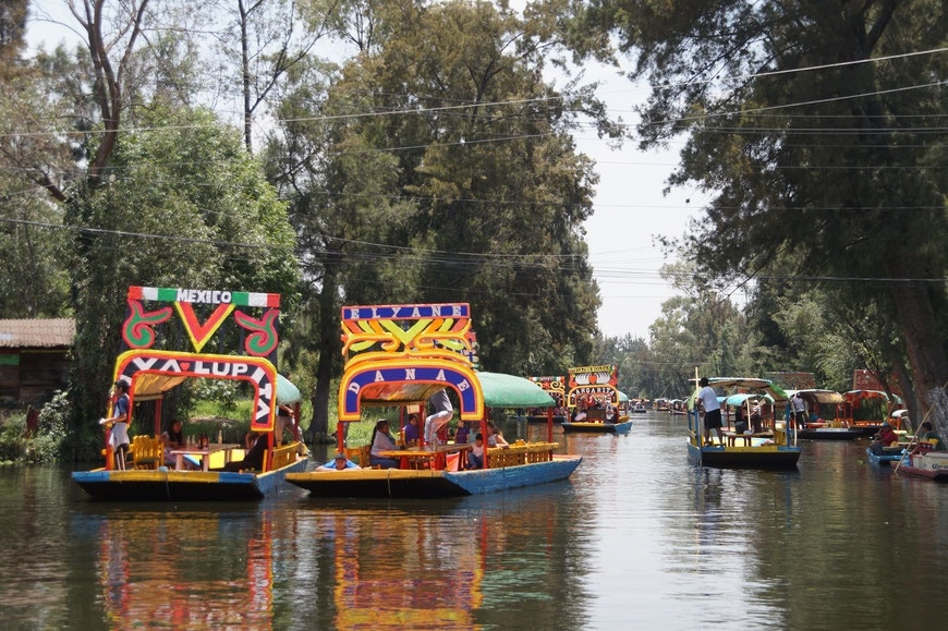 Exploration du monde: MEXICO, cœur vibrant des Amériques