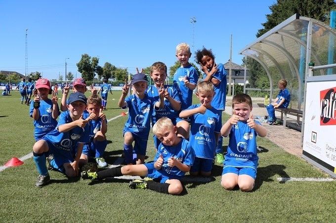 Fußballlager FC-KAS Eupen