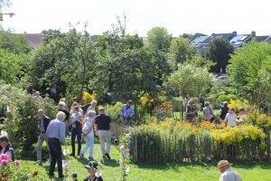 Tage der offenen Gartentür im Rahmen von « Jardins en Pays de Liège »