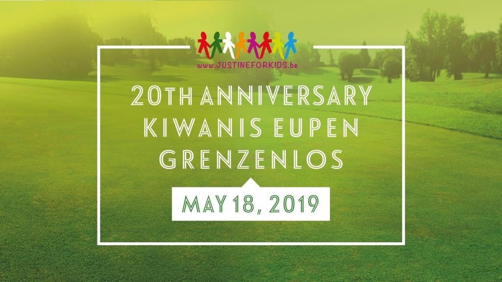 Kiwanis Grenzenlos 20th Anniversary - Golfturnier und Galaabend