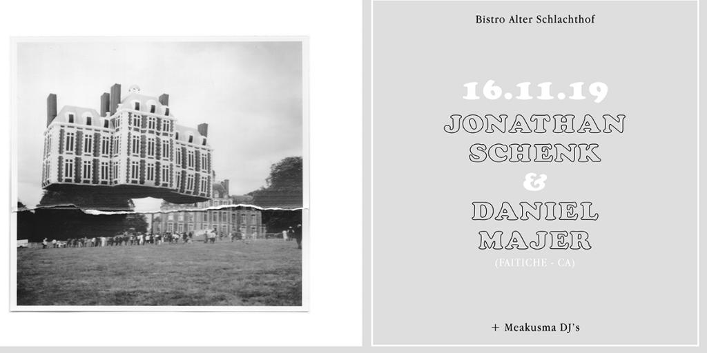 Meakusma Konzertabend mit Jonathan Scherk und Daniel Majer