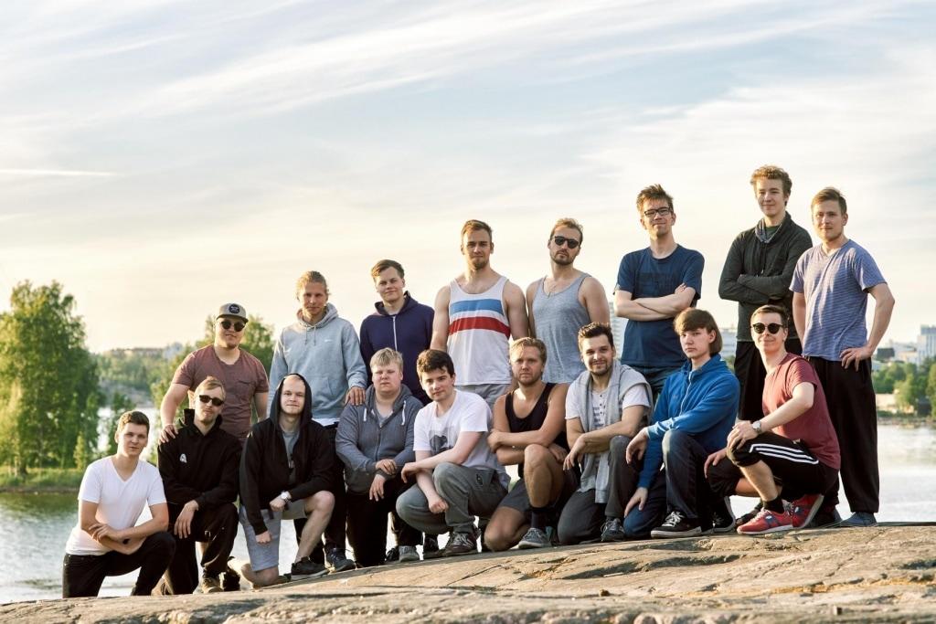 Satellitenkonzert mit dem                    finnischen Männerchor EUGA und                    dem Vokalensemble Cantabile Eupen