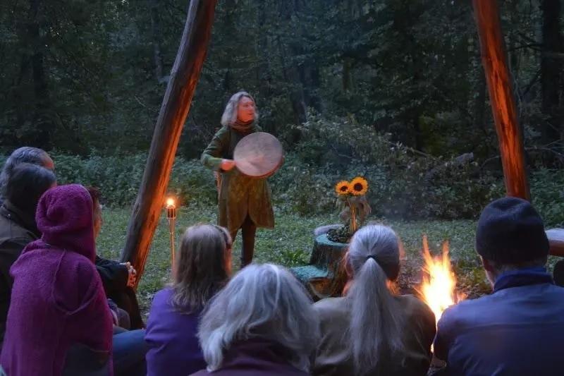 Geschichten und Mythen für Erwachsene von Moor, Wald und nordischen Weiten