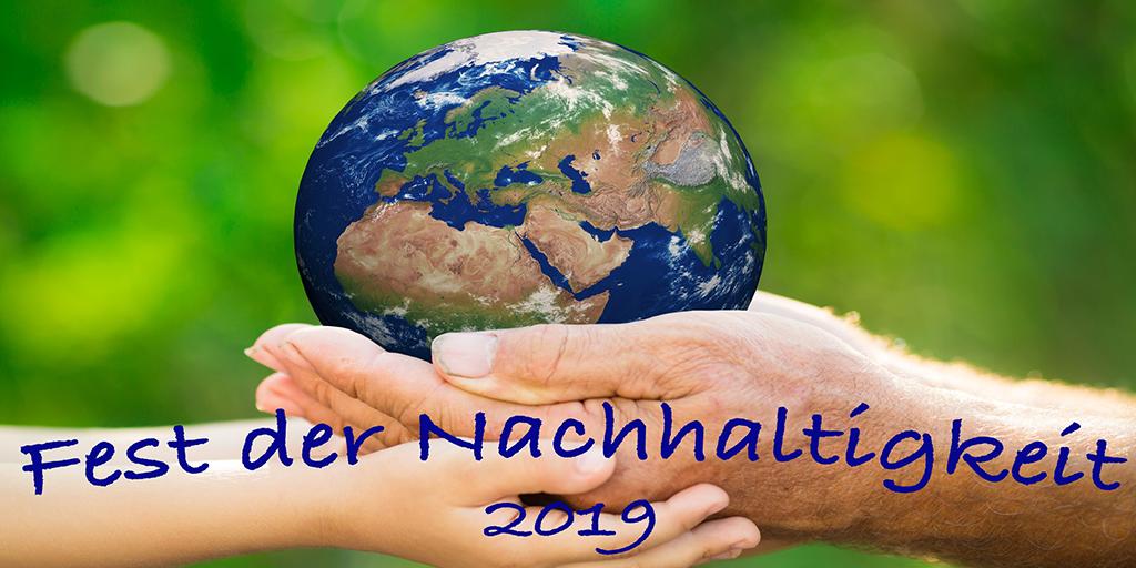 Fest der Nachhaltigkeit - Infotag