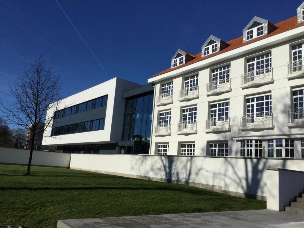 Tag der offenen Tür im neuen Verwaltungsgebäude der Stadt Eupen