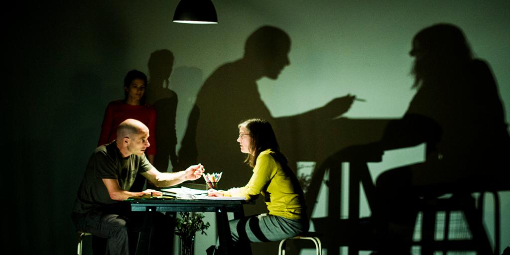 scenario Festival: Pardes Rimonim: Nach den Ruinen Theater