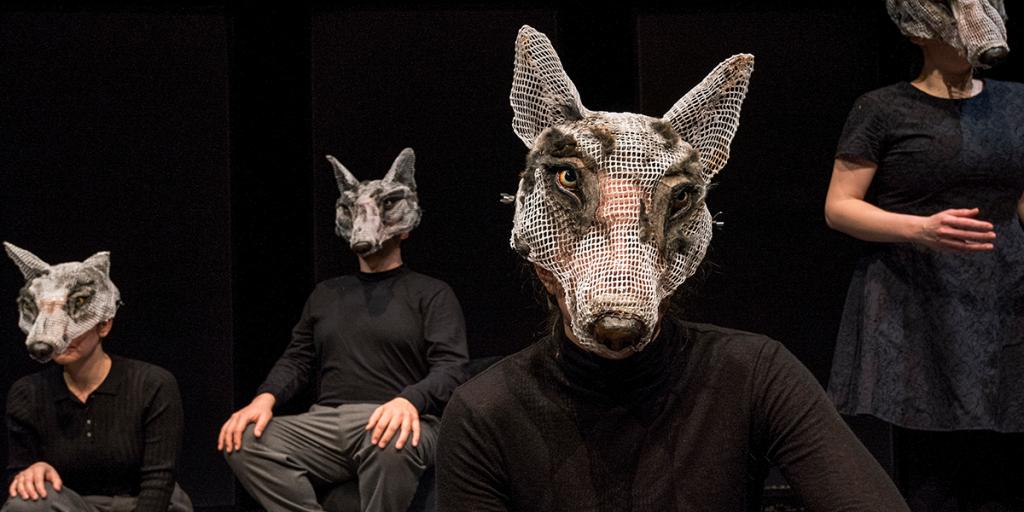 scenario Festival: Hannah Arendt auf der Bühne