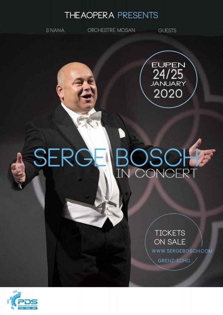 Serge Bosch in Concert