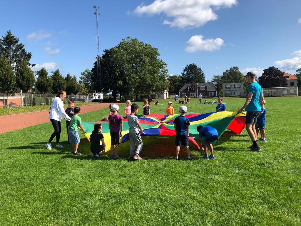 61 Jahre Sport- und Ferienlager der Stadt Eupen und des Eupener Sportbundes! für Kinder von 3 - 4 Jahre