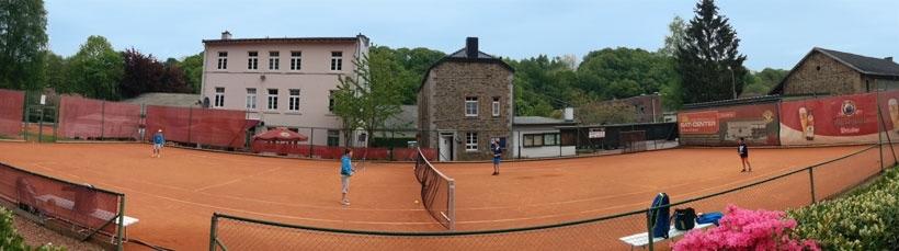 Tennis für Alle - Ferienlager