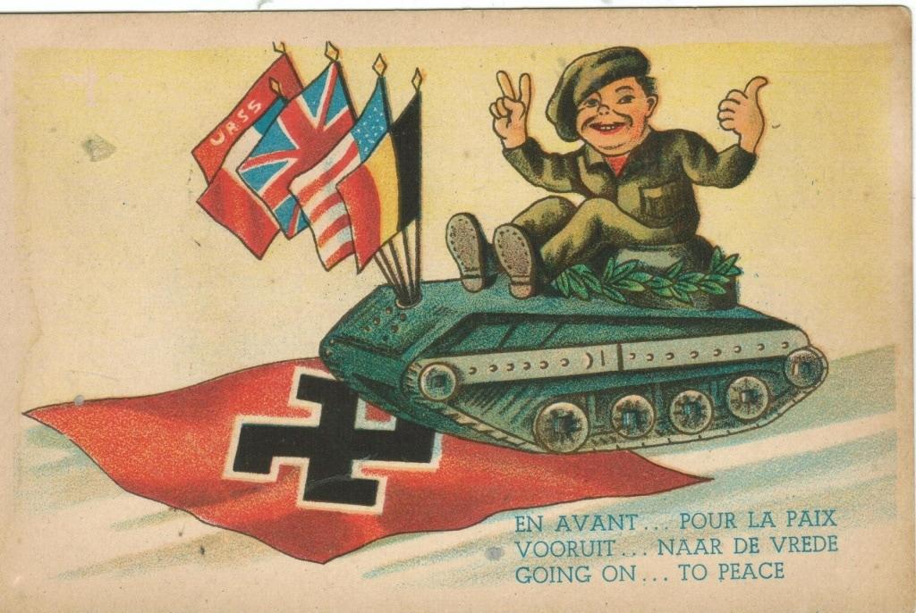 Gedenkveranstaltung - 75 Jahre Befreiung des Eupener Landes von der NS-Herrschaft