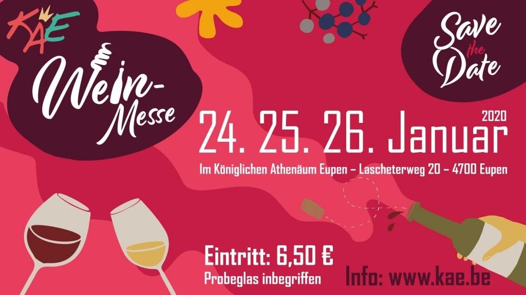 Weinmesse des KAE