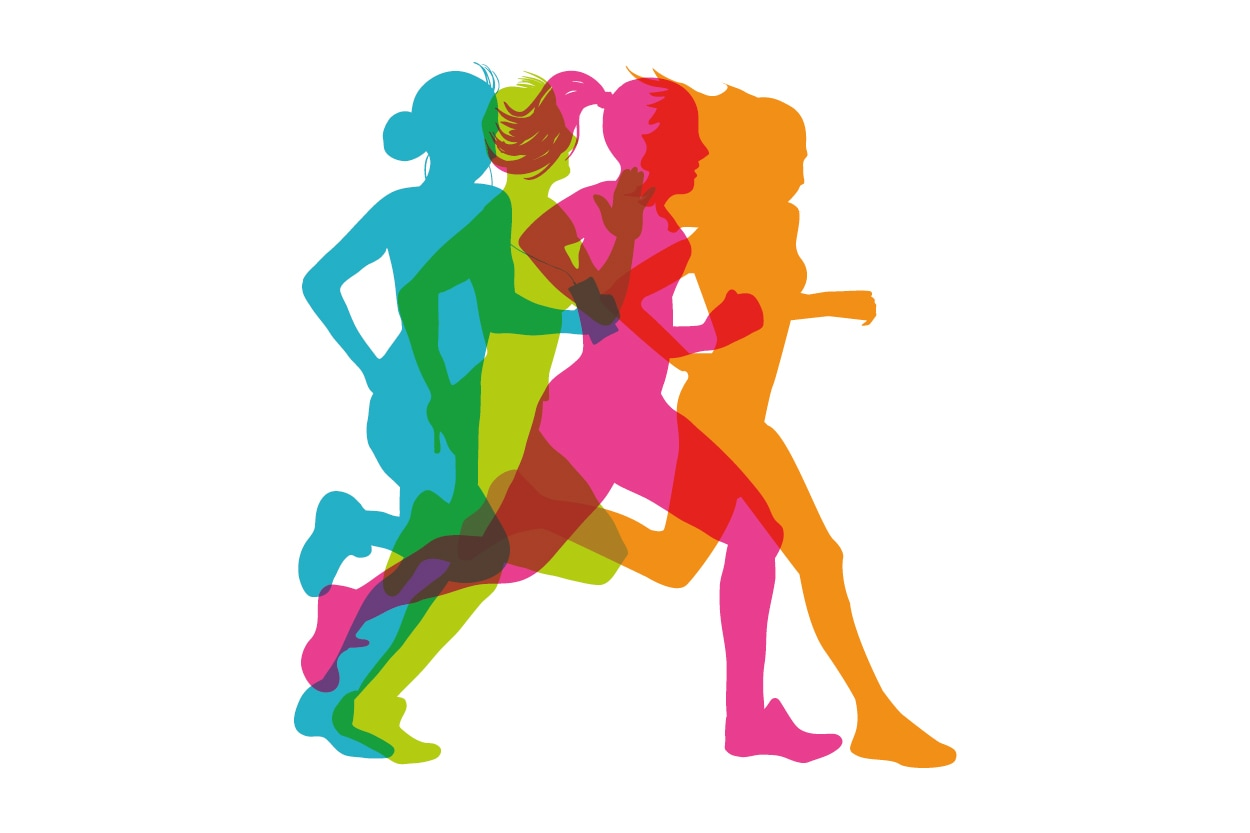 4. Ladies Run & Walk durch die Eupener Innenstadt