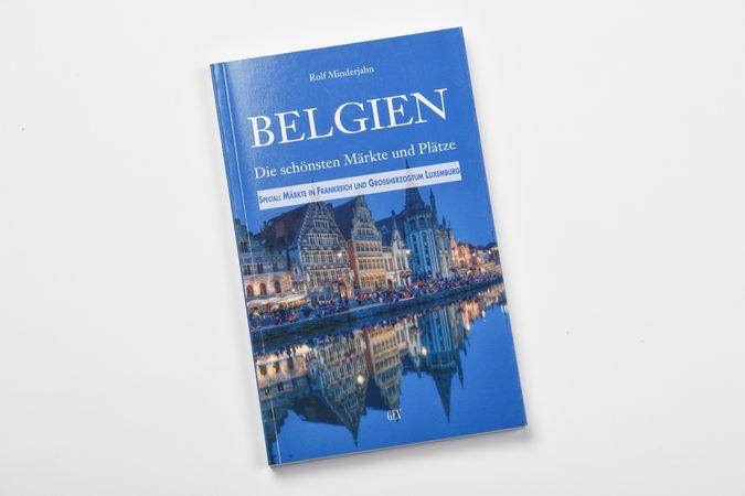 Livre : Les plus beaux marchés et lieux de Belgique