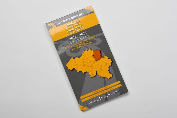 Strassenkarte: Limburg