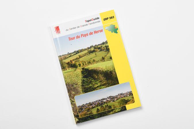Wanderbuch GR 563