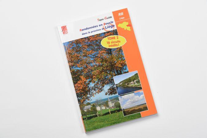 Wanderbuch GR RB Liège Tome 2