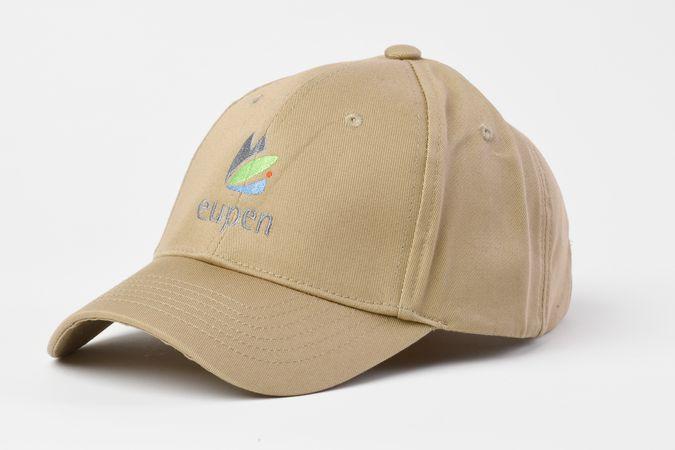 """Kappe mit Stickerei """"Logo Eupen"""""""