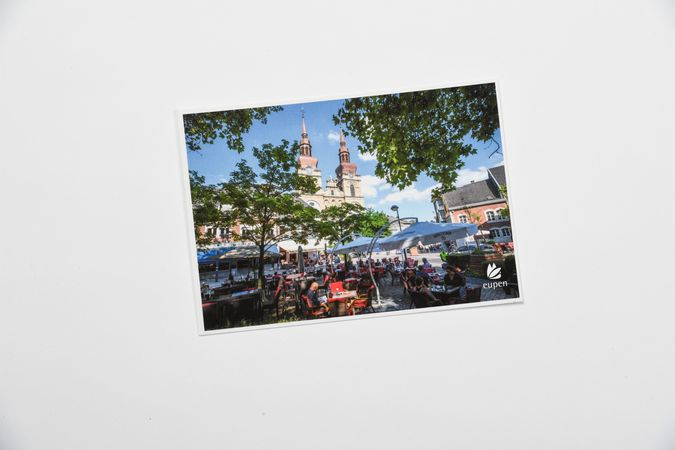 Carte postale - motif 1