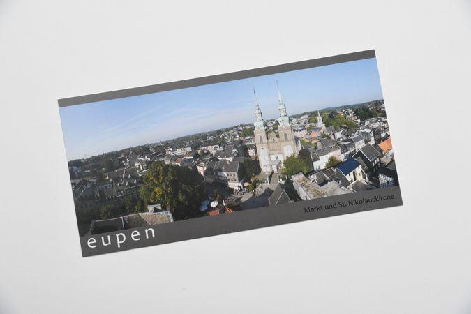Postkarte Motiv lang