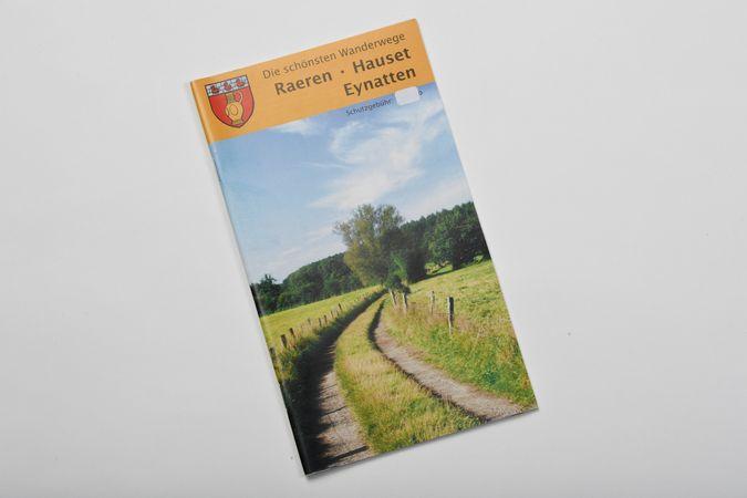 Die schönsten Wanderwege Raeren-Hauset-Eynatten