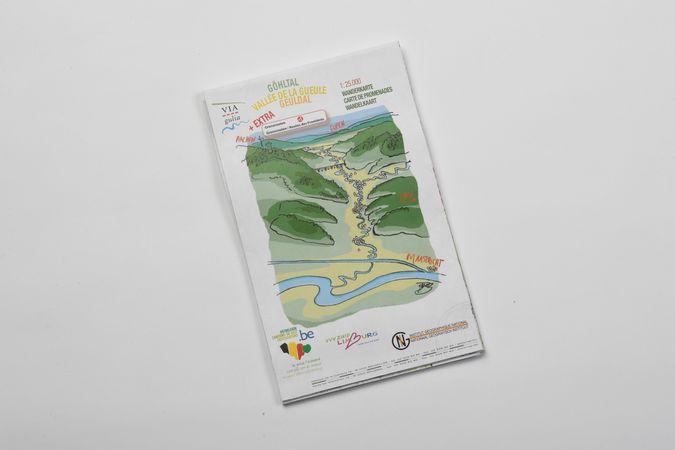 Karte: Via Gulia Göhltal