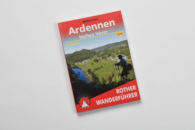 Wanderführer Ardennen