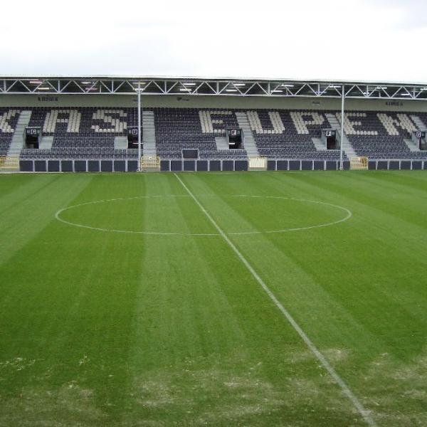Fußballplätze