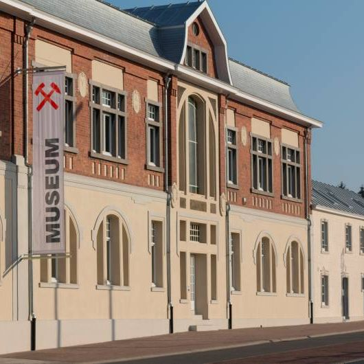Museum Vieille Montagne Kelmis