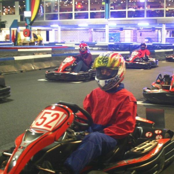 Action, Fun und Karting Center