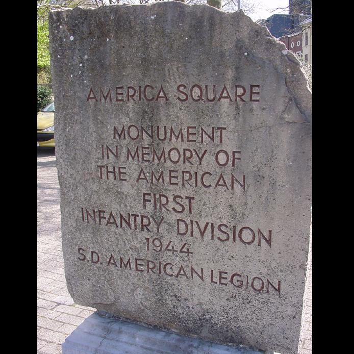 Het Amerikaans Herdenkingsteken